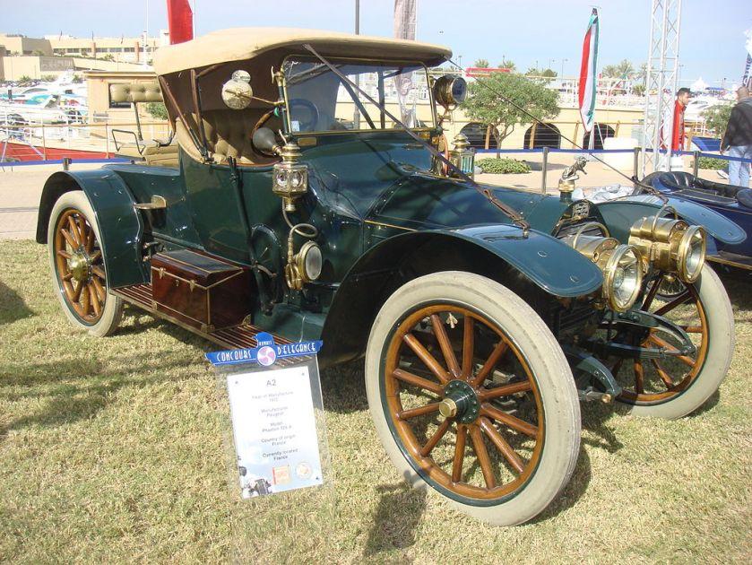 1913 Peugeot Phaeton 139A