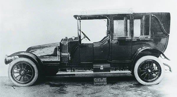 1913 Renault kellner