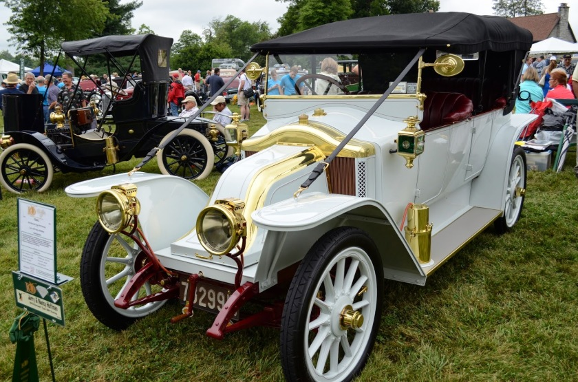 1913 Renault Type DM Touring