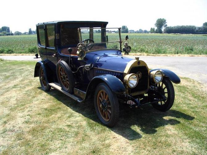 1914 Pennock FN 2700 Landaulette