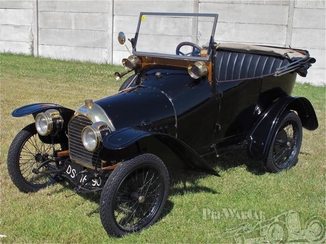 1914 Peugeot Bebe F