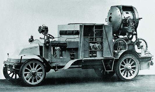 1914 Renault ЕЕ