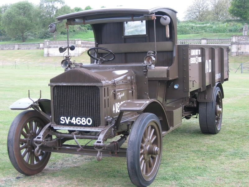 1914 WW1 Pierce Arrow truck