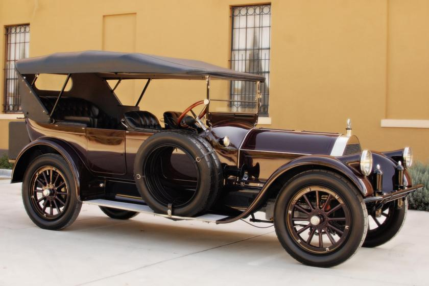 1915 Pierce Arrow Model 48