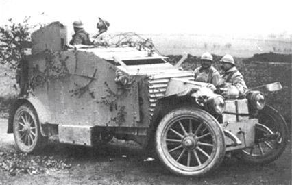 1915 Renault