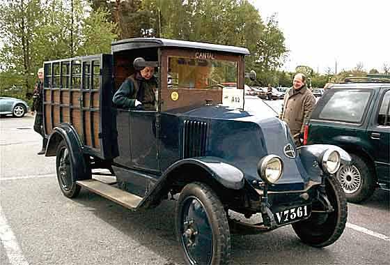 1916 Renault