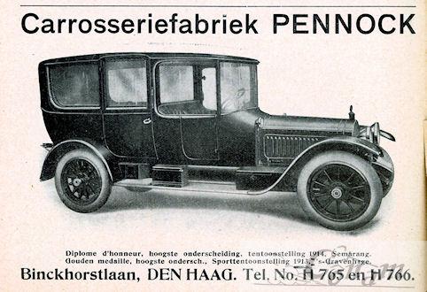 1917 pennock-11-oct-1917