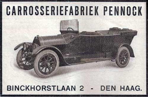 1917 Pennock-1917-carroseriefabr