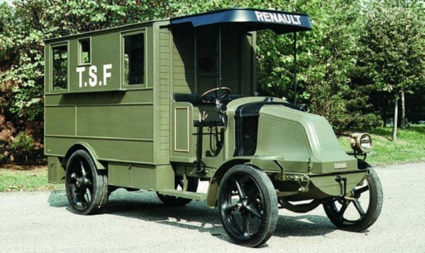 1918 Renault GZ
