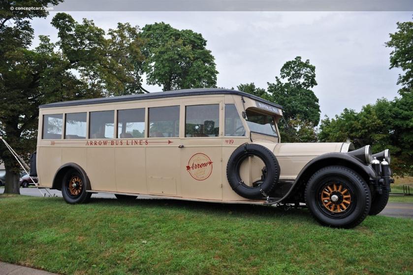 1919 Pierce-Arrow Intercity Coach