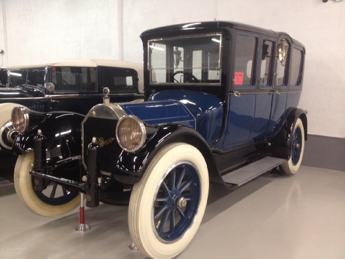 1919 Pierce Arrow Model 51 Limousine