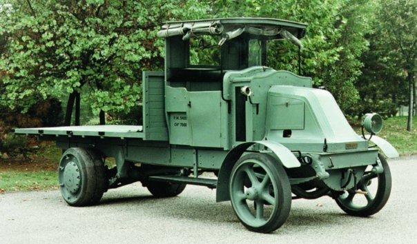 1919 Renault FU