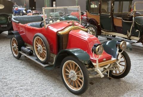 1919 renault type eu