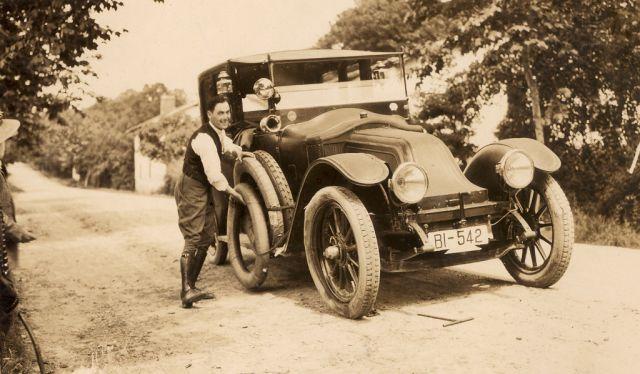1919 Renault