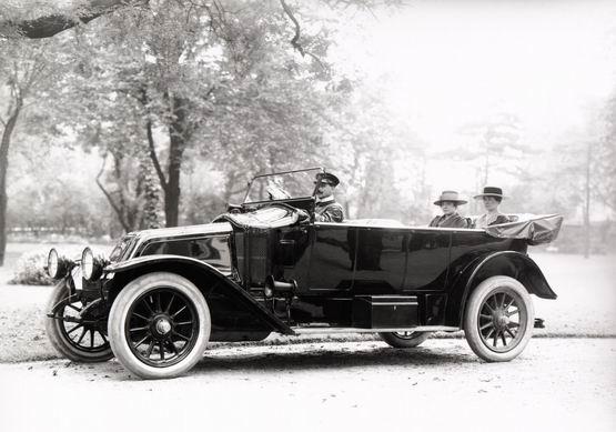 1920 renault de luxe