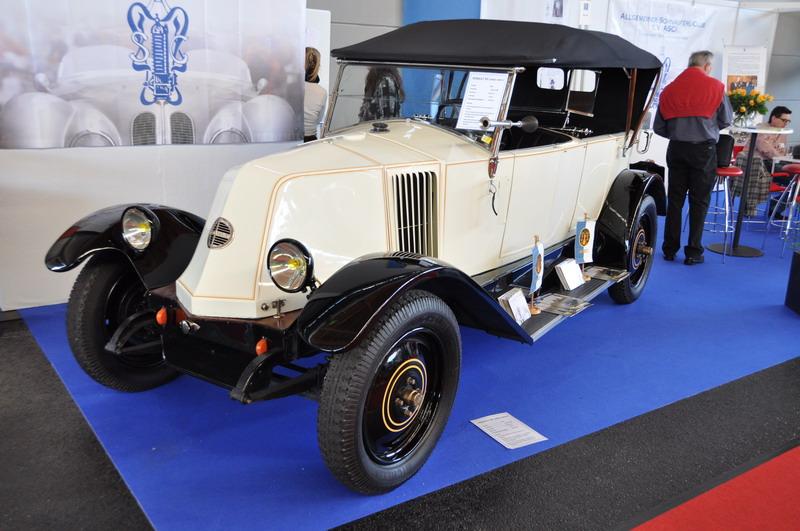 1920 Renault KZ