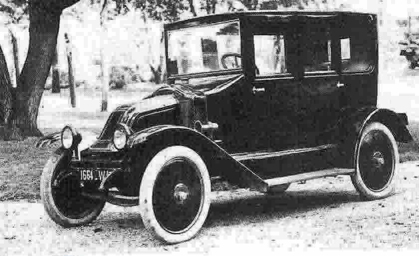 1920 Renault Type GS