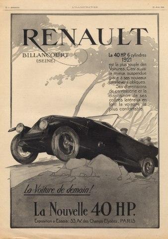 1921 renault-cars
