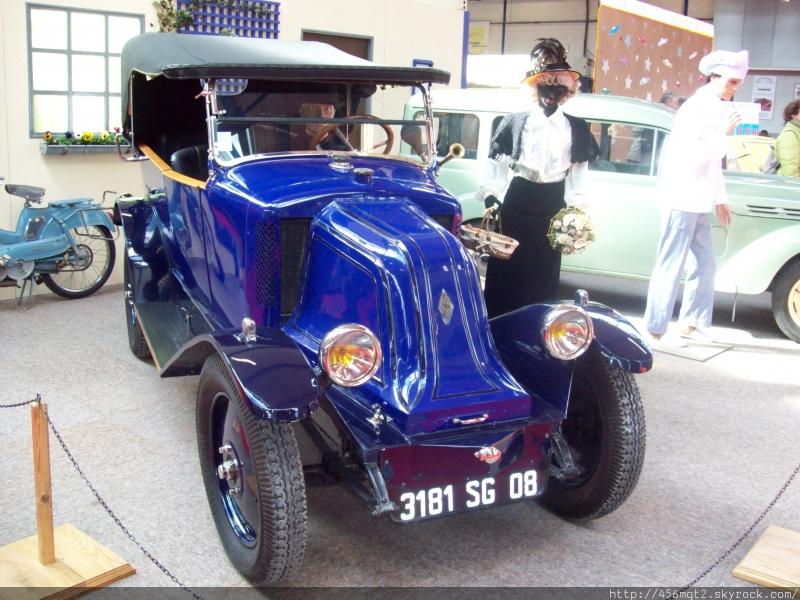 1921 Renault type-ii--torpedo