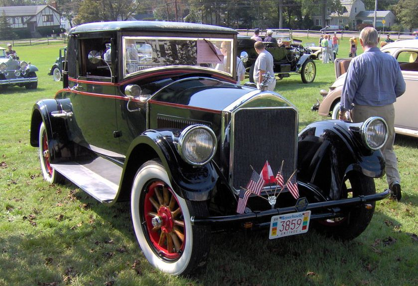 1922 Pierce-Arrow