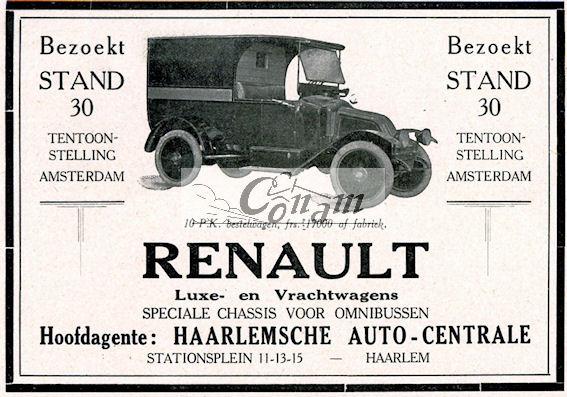 1922 renault-haarlemsche