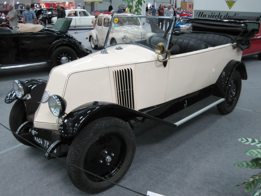1922 Renault NN 002 Cabriolet