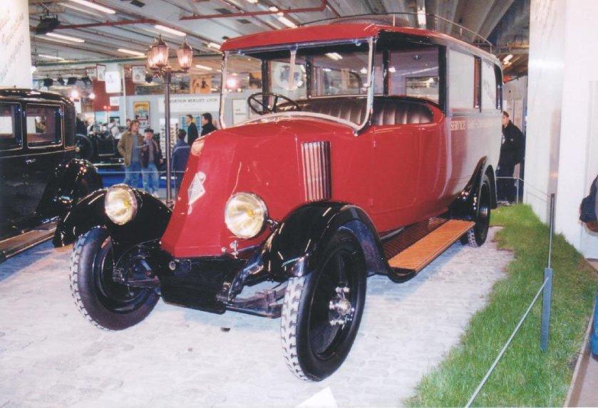 1922 RENAULT PR