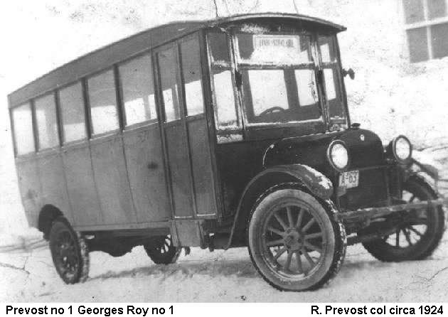 1924 PREVOST 14