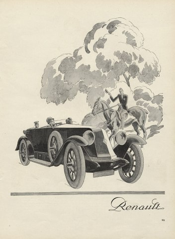 1924 renault a