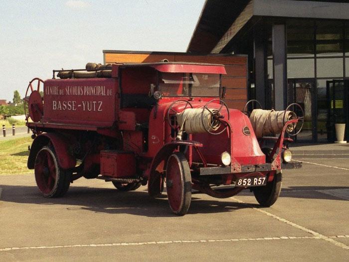 1924 Renault GZ1
