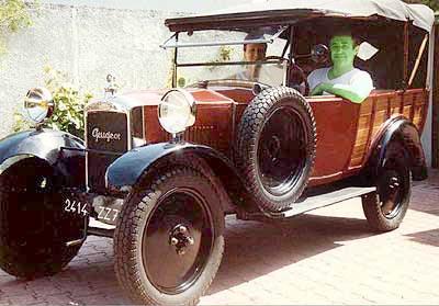 1925 peugeot charrette-normande