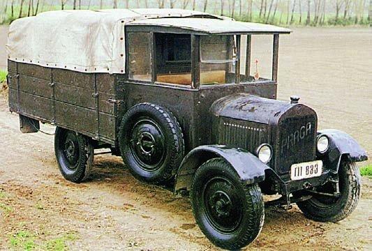 1925 Praga AN