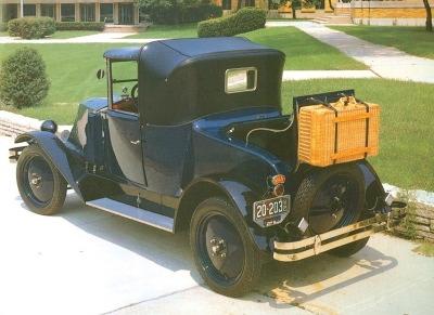 1925 Renault 6 CV NN