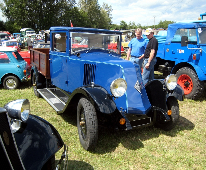 1925 Renault type (NN) caisse