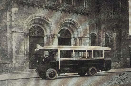 1926 Renault MU St Sernin