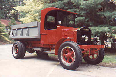 1927 Pierce Arrow truck