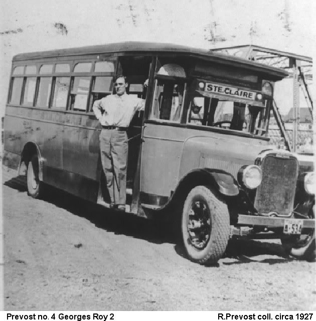 1927 PREVOST 12