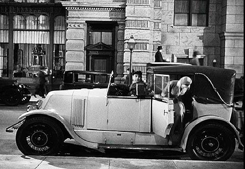 1927 Renault 6CV Landaulet [Type NN]