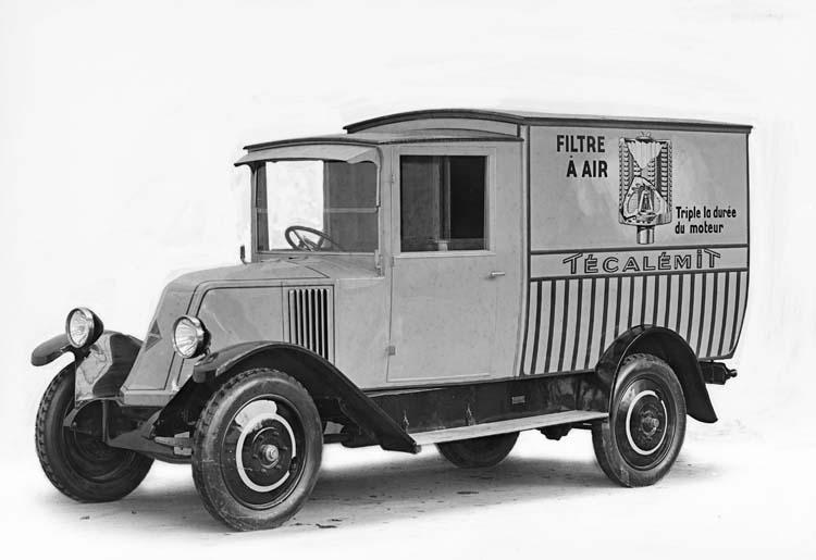 1927 Renault de type PR