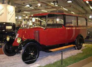 1927 Renault type pr