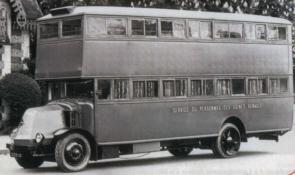 1927 Renault type PY