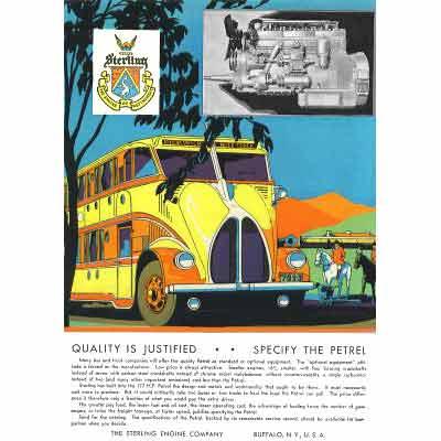 1928 Pickwick NC ad
