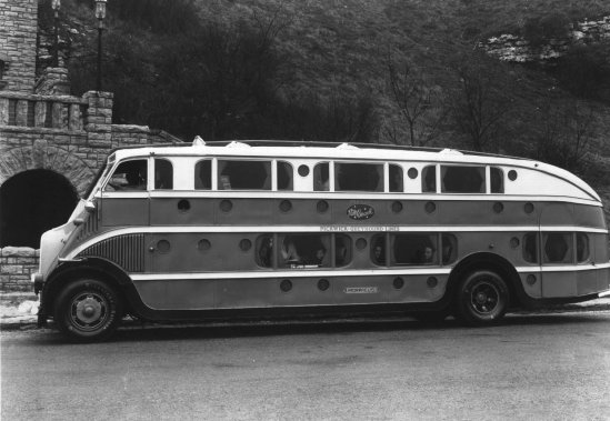 1928 Pickwick Nite Coach