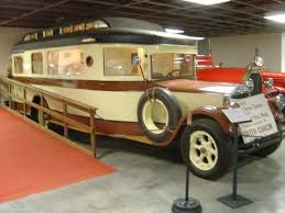 1928 pierce arrow camper