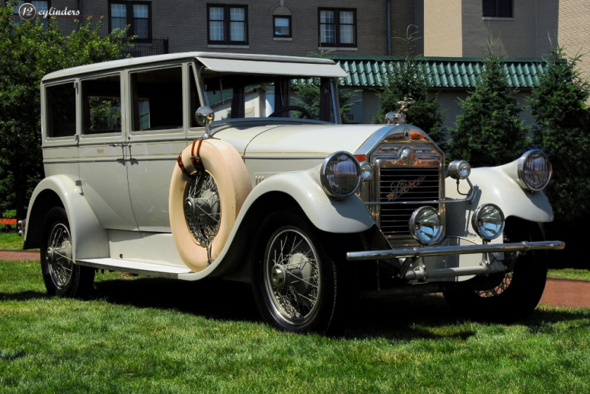 1928 Pierce-Arrow Model 36 Sedan