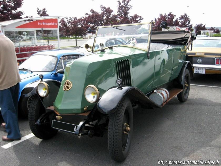 1928 Renault NN 3