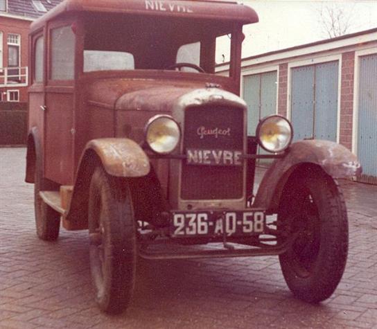 1929 Peugeot 190S