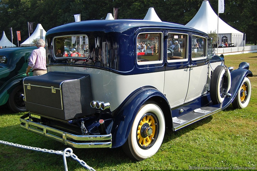 1929 Pierce-Arrow a