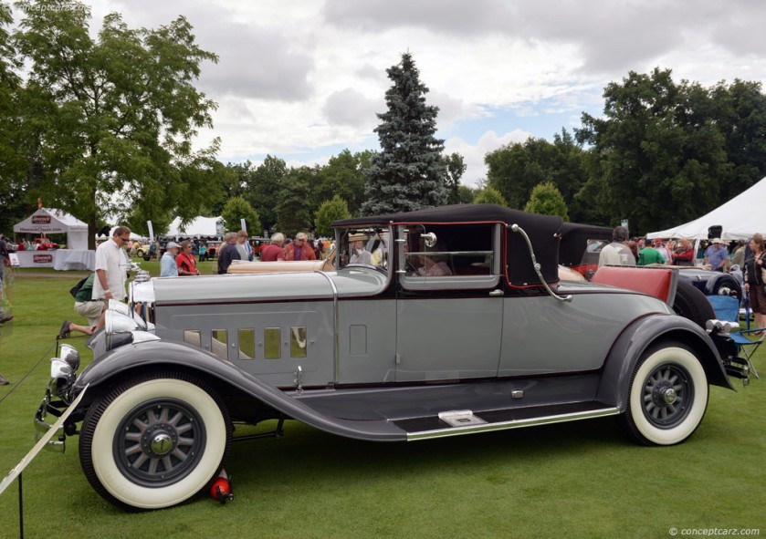 1929 Pierce-Arrow Model 126