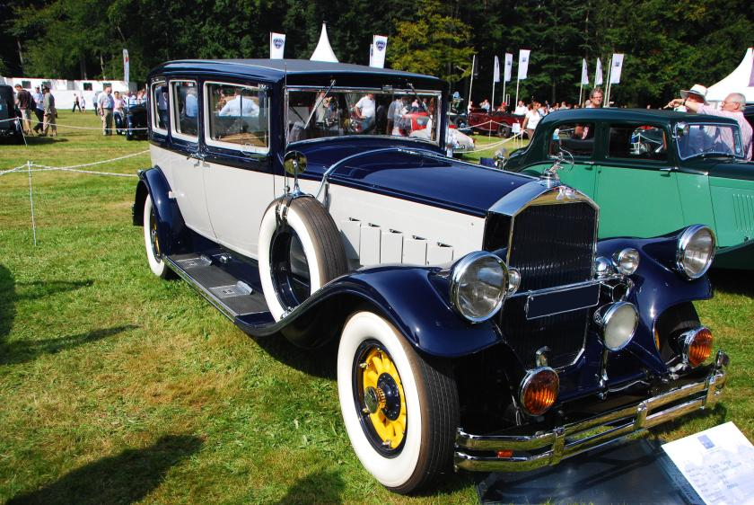 1929 PIERCE-ARROWa